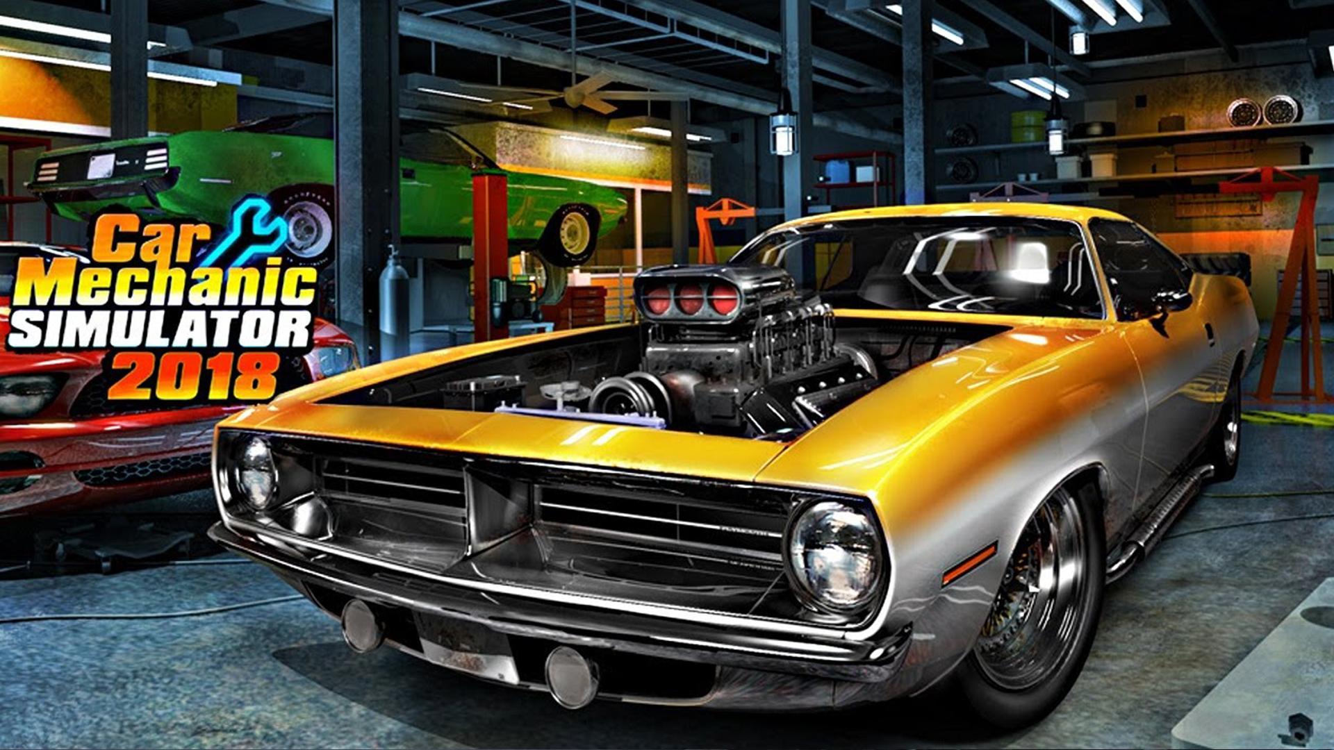Car Mechanic Simulator 2020 Review.Car Mechanic Simulator Blu Games